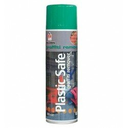PLASTIC SAFE GRAFFITI REMOVER AEROSOL 500Ml x 12