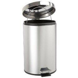 Pedal Bin Stainless Steel 13.2Ltr