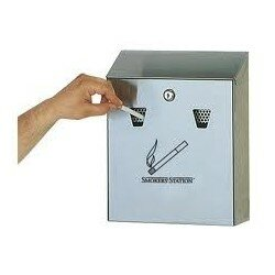 Smokers Station Stainless Steel