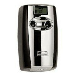 Microburst Duet Dispenser Black/Chrome