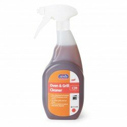 JEYES C39 OVEN & GRILL CLEANER 750Ml x 6