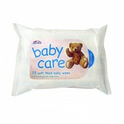 BABY CARE BABY WIPES 72s x 12