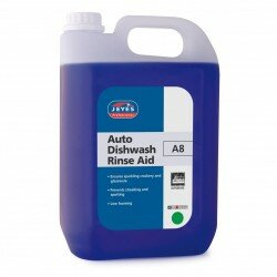 JEYES A8 RINSE AID - 5Ltr X 2