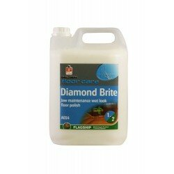 DIAMOND BRITE FLOOR POLISH - 5Ltr X 2
