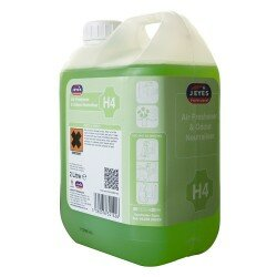 JEYES H4 AIR FRESHENER & ODOUR NEUTRALISER SUPER CONCENTRATE 2Ltr x 2