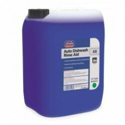 JEYES A8 MACHINE RINSE AID - 20Ltr