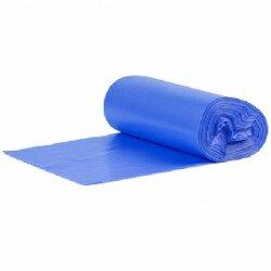 BLUE REFUSE SACK 37cm x 60cm x 1000