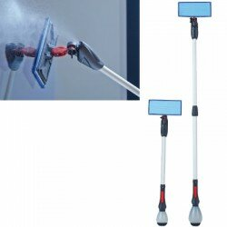 CLEANO - BUCKET FREE INDOOR WINDOW CLEANING SYSTEM