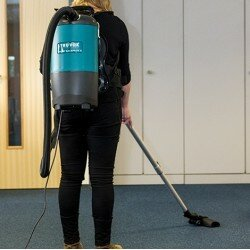 VALET BACK PACK VACUUM II