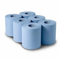 Blue Centerfeed 2ply x 6