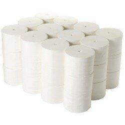 CORELESS TOILET PAPER 2Ply 96Mtr x 36