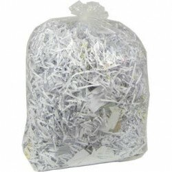 CLEAR SACKS 22 Micron 26'' x 44'' x 200