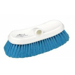 CURVED BRUSH FOR WATER FLOW SYSTEM BLUE