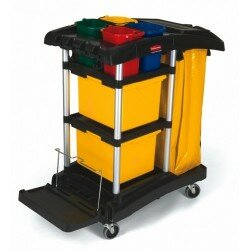 Housekeeper Trolley Cleaning Cart