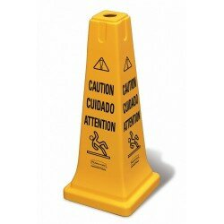 Rubbermaid Caution Safety Cone 65.1cm