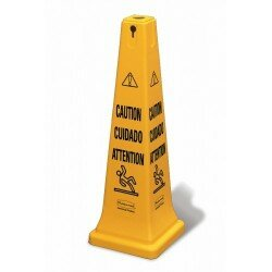 Rubbermaid Caution Safety Cone 91.4cm